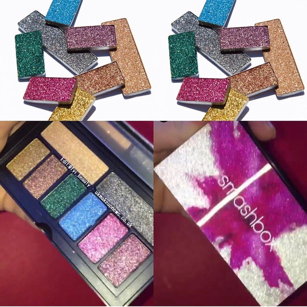 Smashbox Cosmetics All Glitter Cover Shot Palette | The Scoop | FYI Beauty