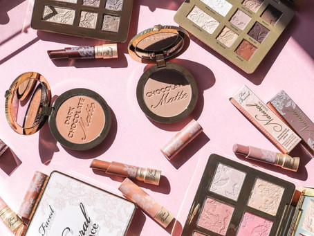 Too Faced It Just Comes Naturally Collection UK Launch