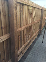 Derby Fencing Installation