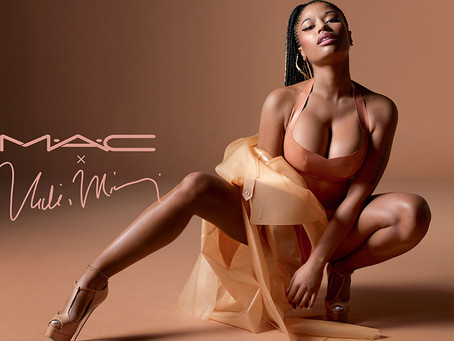 MAC X Nicki Minaj Collection 2017 UK