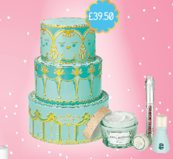 Benefit Cosmetics B.Right Delights | Benefit Holiday Sets | UK Makeup News | FYI Beauty