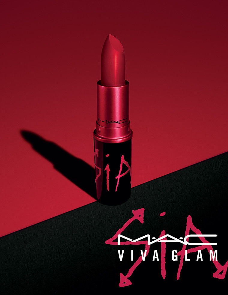 UK Beauty Blog | MAC X Sia Viva Glam Lipstick UK | UK Makeup News | FYI Beauty