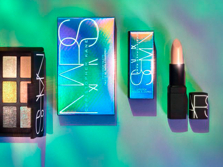 NARS x Christopher Kane Chrome Couture Collection