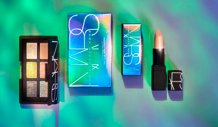 NARS Christopher Kane Chrome Couture Collection 2017