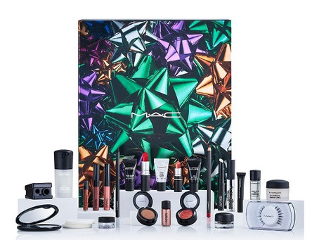 MAC are releasing their first ever Shiny Pretty Things Advent Calendar