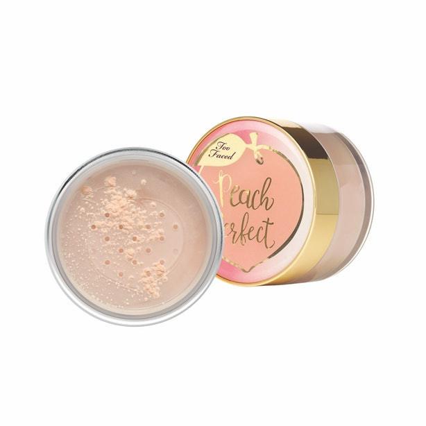 Too Faced Peach Perfect Mattifying Loose Setting Powder UK