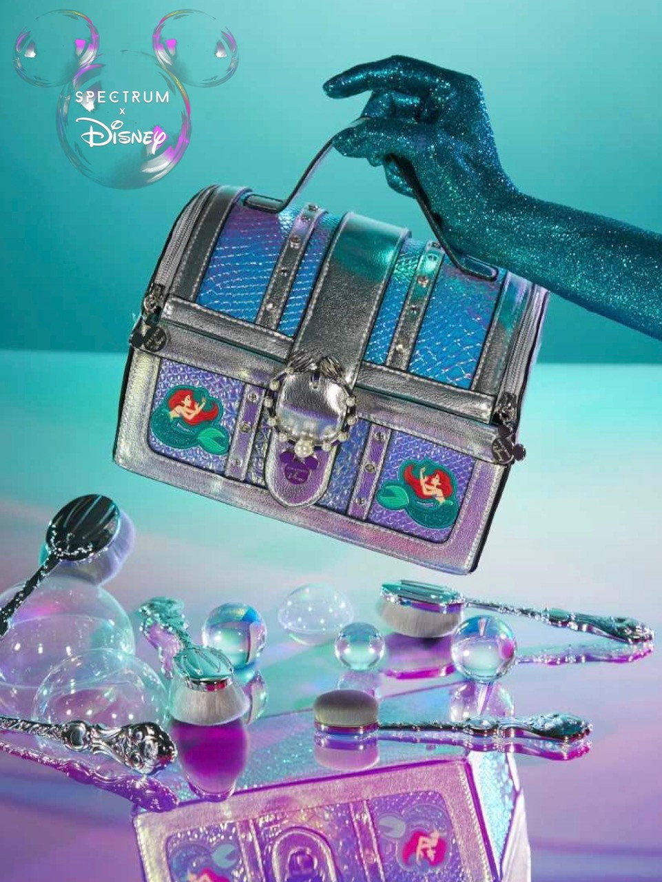Spectrum Collections X Disney The Little Mermaid | UK Makeup News | FYI Beauty