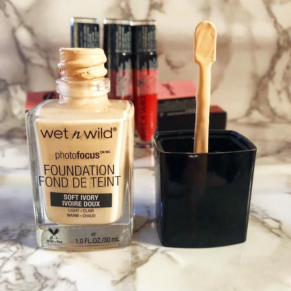 Wet N Wild Photo Focus Foundation Review UK | UK Makeup News | FYI Beauty