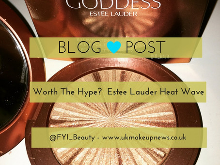 Worth The Hype? Estee Lauder Heat Wave
