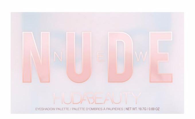 Huda Beauty The New Nude Palette UK Launch | UK Makeup News | FYI Beauty