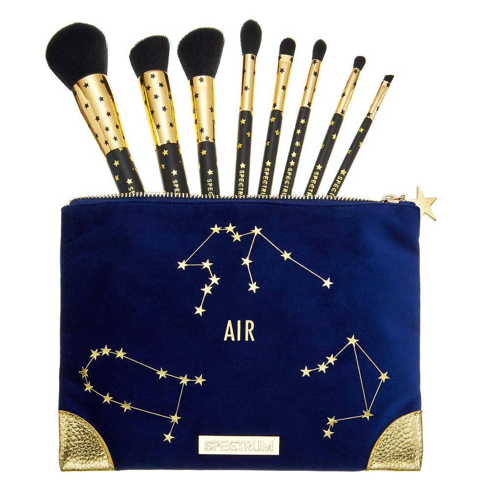 Air Spectrum Brushes Collections The Zodiac Collection | UK Makeup News | FYI Beauty
