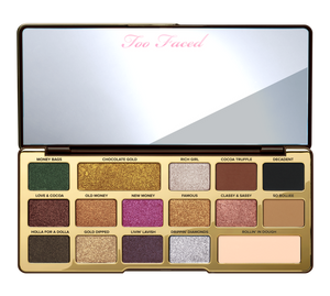 Too Faced Chocolate Gold Eyeshadow Palette UK | UK Makeup News | FYI Beauty