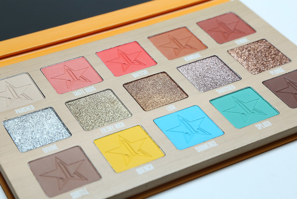 Jeffree Star Thirsty Palette UK Launch   The Scoop   FYI Beauty