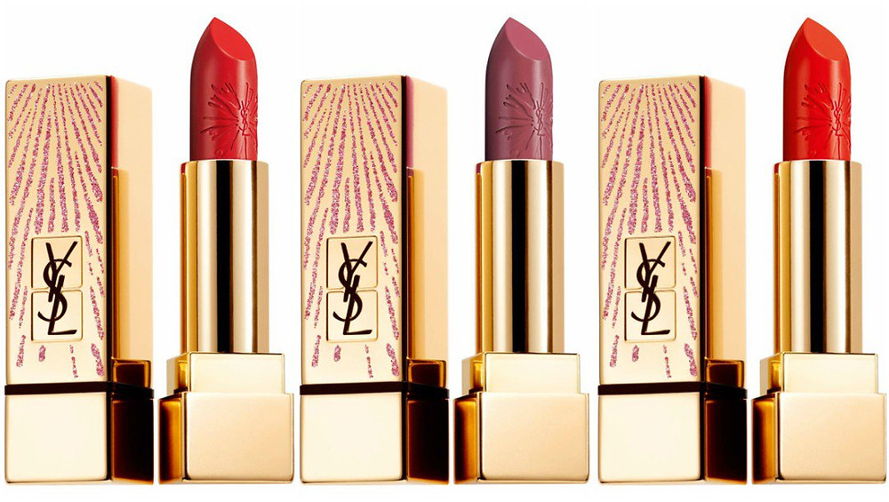 Rouge Pur Couture YSL Dazzling Lights Collection Holiday 17 UK   UK Makeup News   FYI Beauty