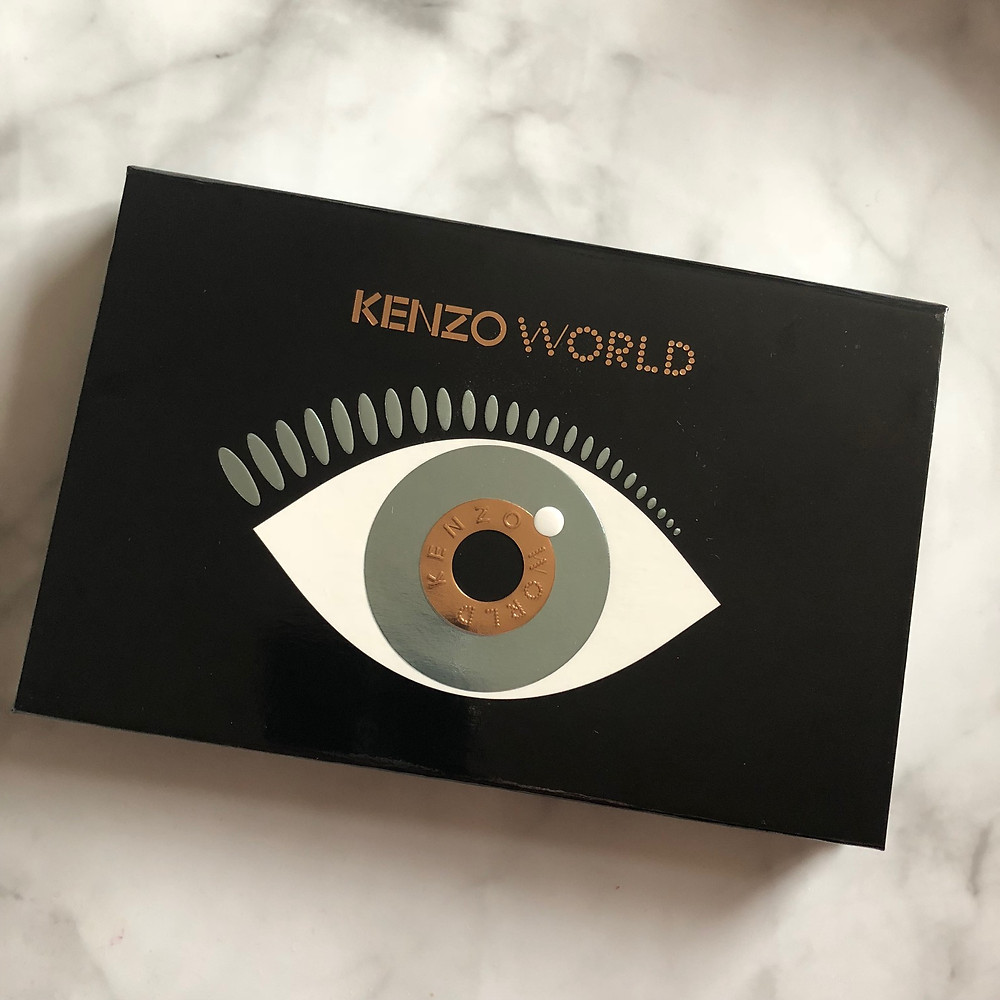 Kenzo World Eyeshadow Palette Review & Swatches | UK Makeup News | FYI Beauty