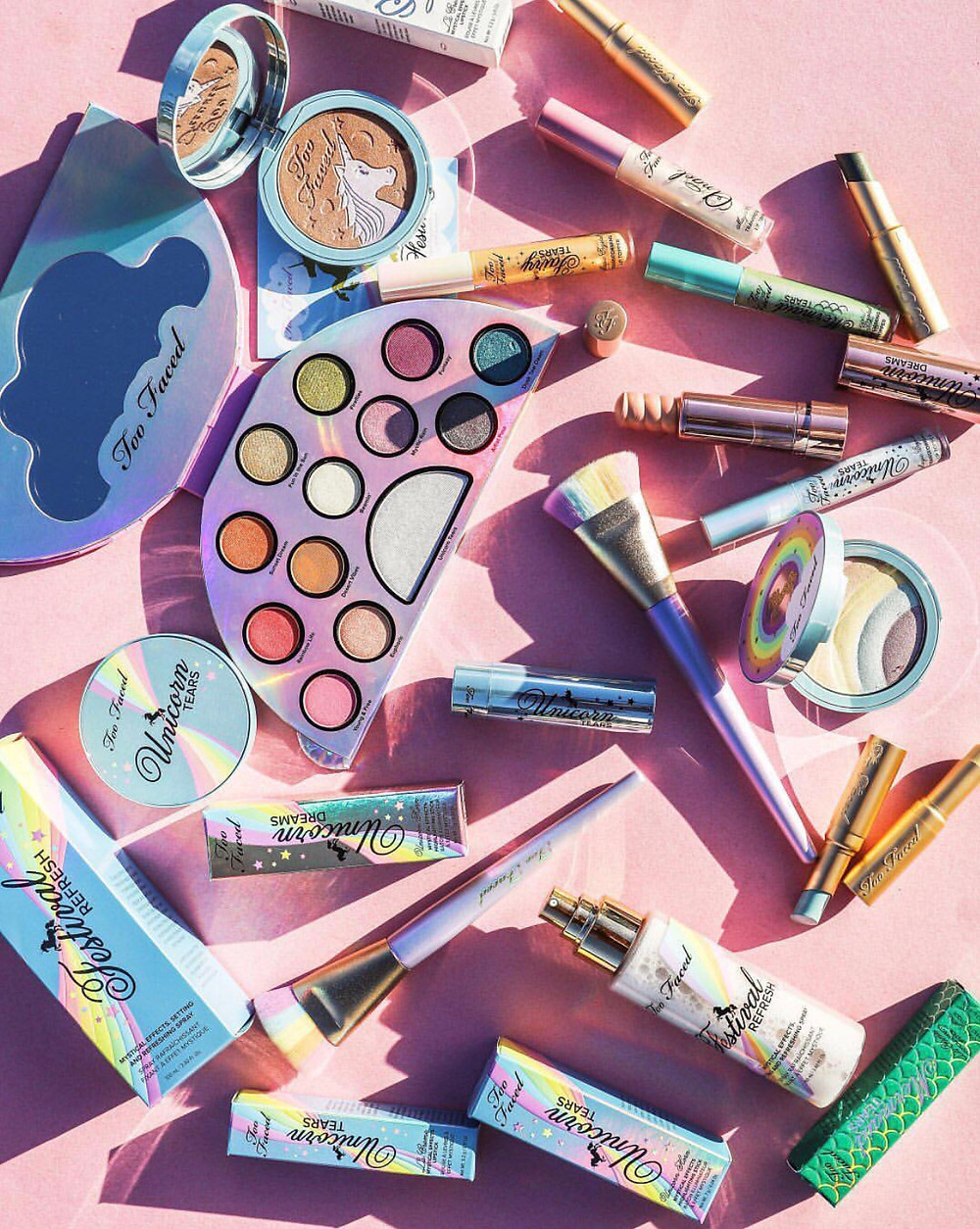 Too Faced Life's A Festival Unicorn Collection UK Launch | UK Makeup News | FYI Beauty