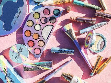 Too Faced Life's A Festival Collection UK Launch