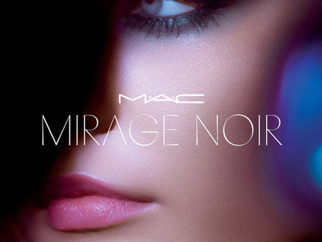 MAC Mirage Noir Summer 2018 UK Launch
