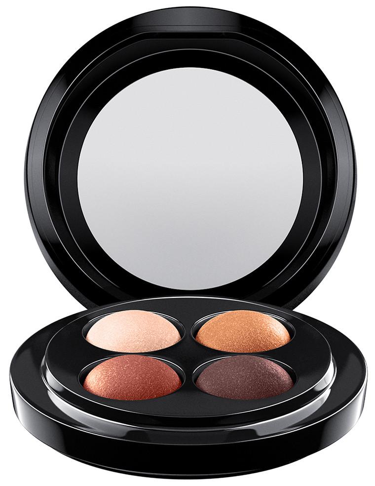 Beauty Blog UK | MAC X Jade Jagger Golden Shine Mineralize Eyeshadow X4 | UK Makeup News | FYI Beauty