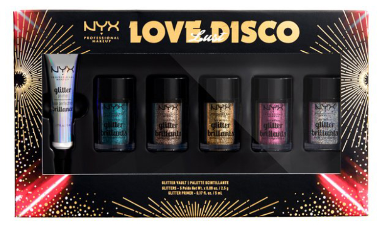 NYX Holiday 2019 Love Lust Disco Collection | FYI Beauty | UK Makeup News