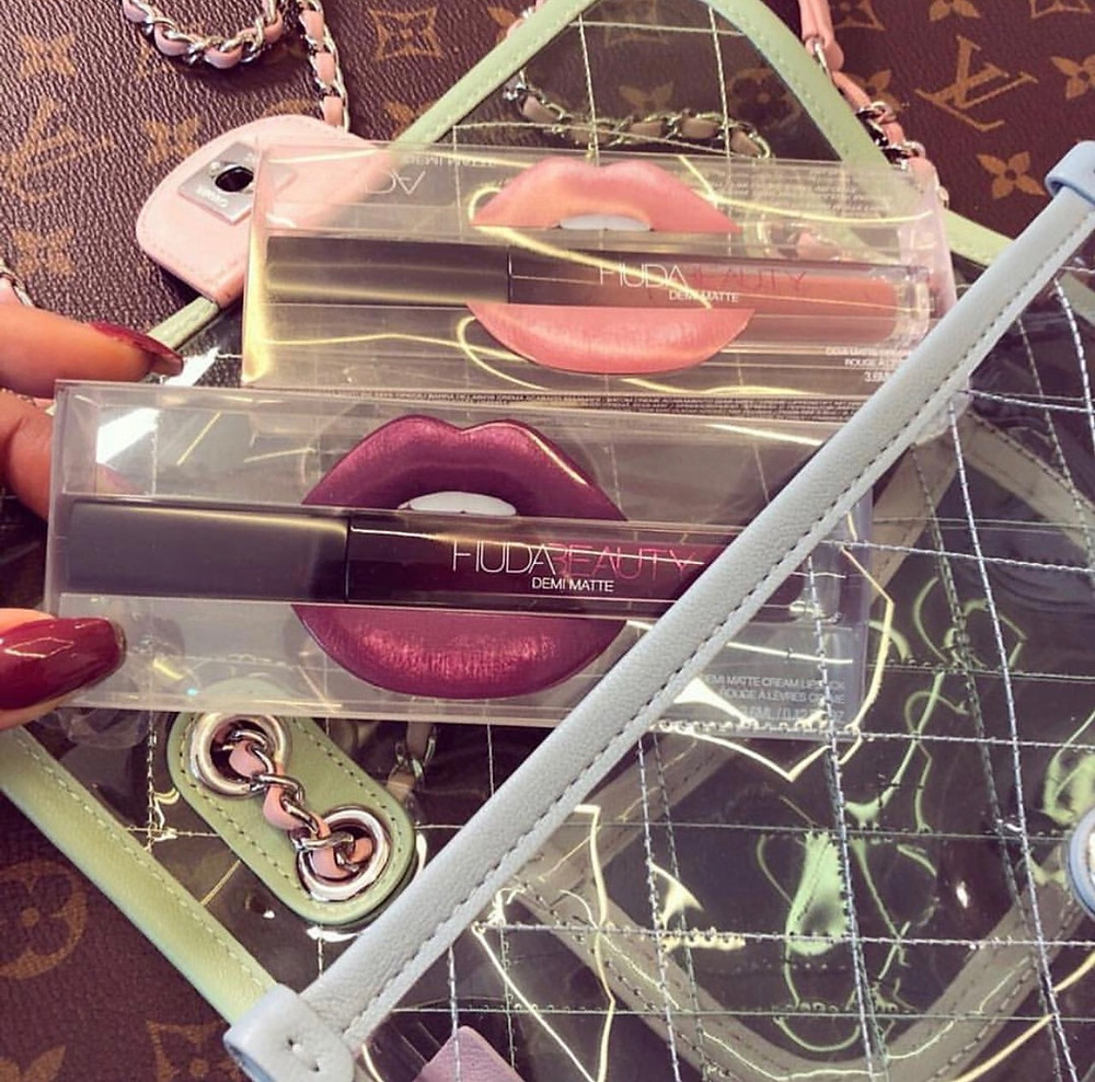 Huda Beauty Demi Matte | UK Makeup News | FYI Beauty