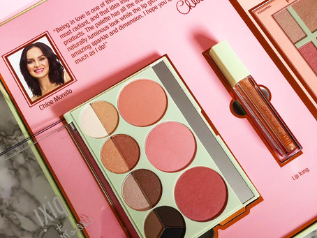 Pixi X Chloe Morello Chloette Palette and Lip Icing Review