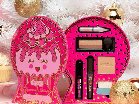 Benefit Cosmetics Holiday Sets 2018