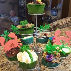 Tropical Cupcakes