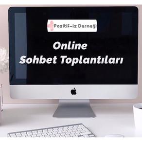 Online Sohbet Toplantılarımız Başlıyor