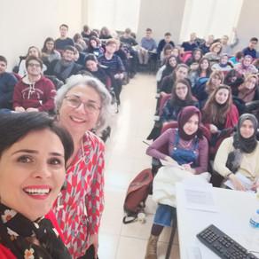 İstanbul Üniversitesi (Çapa) Tıp Fakültesi'ndeydik…