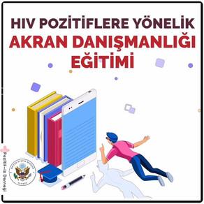 HIV Pozitiflere Yönelik Online Eğitimler