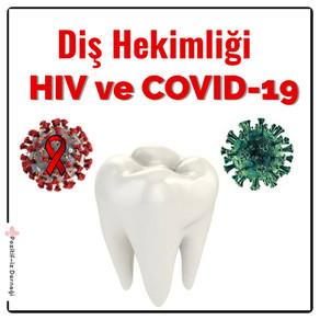 Diş Hekimliği HIV ve COVID-19