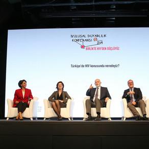 IV.Ulusal Duyarlılık Konferansı'nda HIV'i Konuştuk...