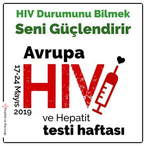 HIV Durumunu Bilmek Seni Güçlendirir