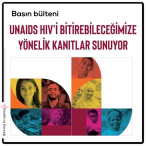 Basın Bülteni: UNAIDS HIV'i bitirebileceğimize yönelik kanıtlar sunuyor
