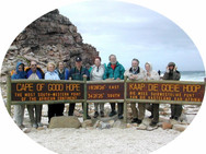 THE Gang at Cape of Good Hope.