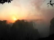 Falls at Dawn!