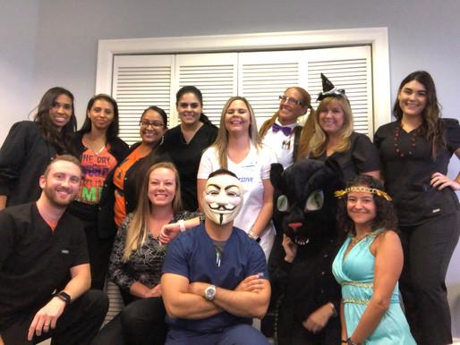 Happy Halloween from Springs Urology!