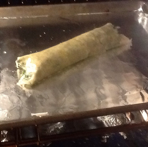 Browning in Oven