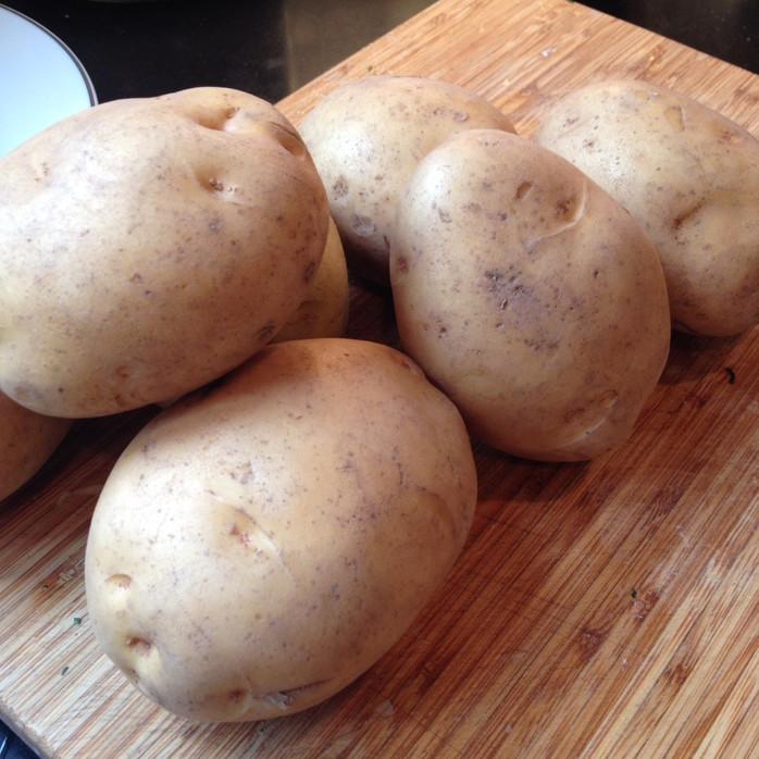 Better than Baltusrol Mashed Potatoes