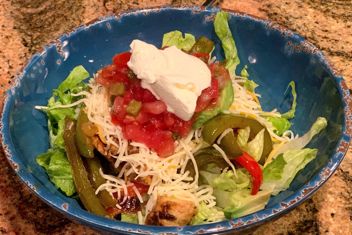 Chipotle Chicken at Home