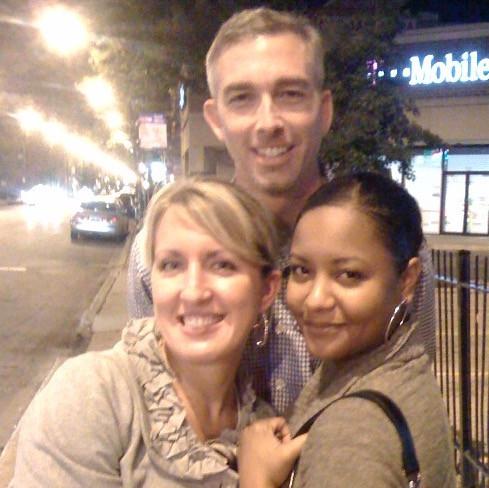 My Chicago Peeps: Haley, Brian, and Rachel