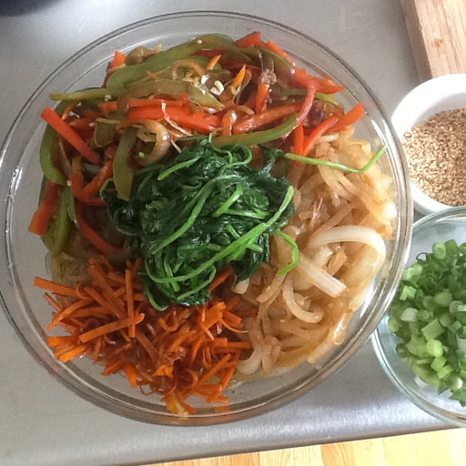 Jap Chae Assembly