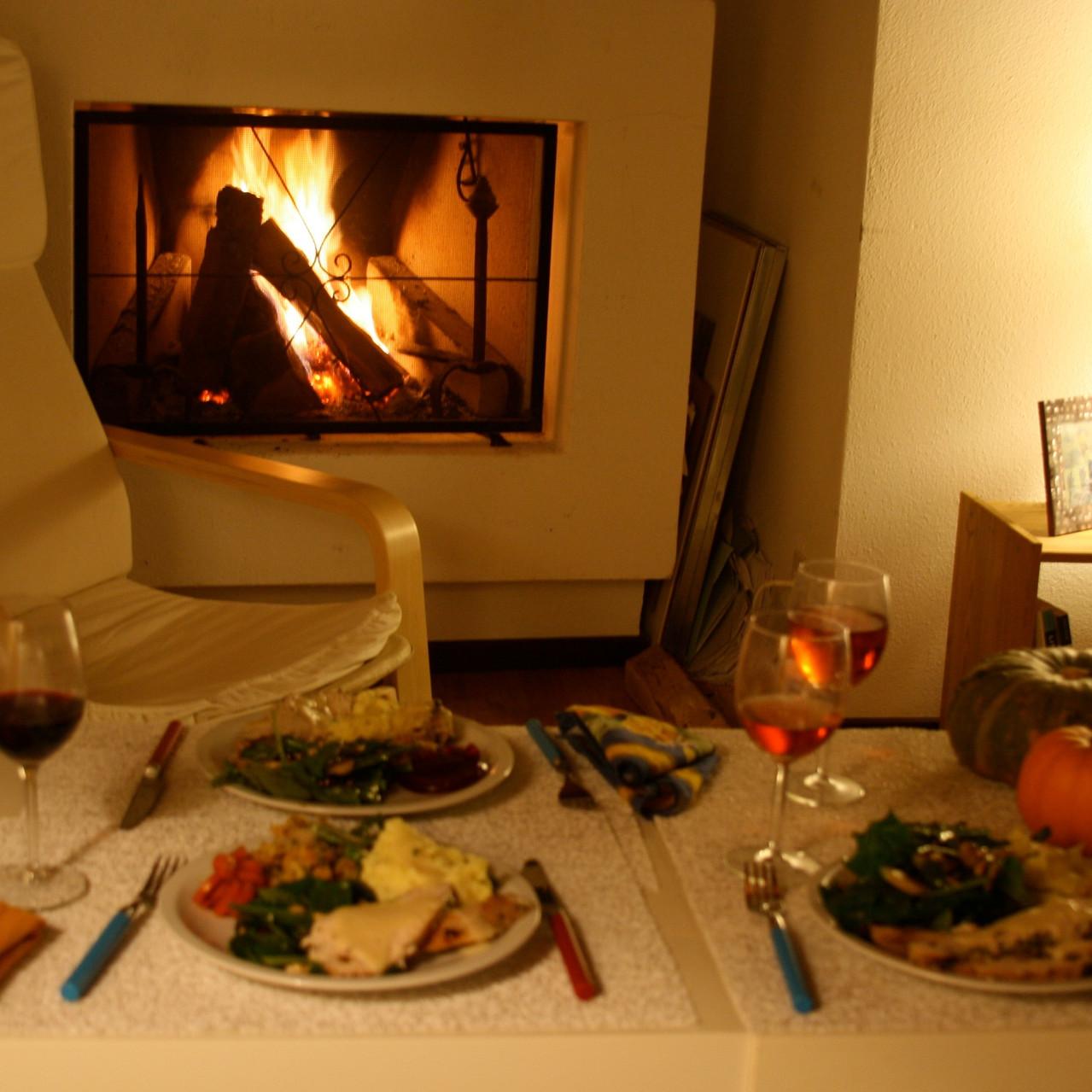 Cuore Felice Thanksgiving 2010