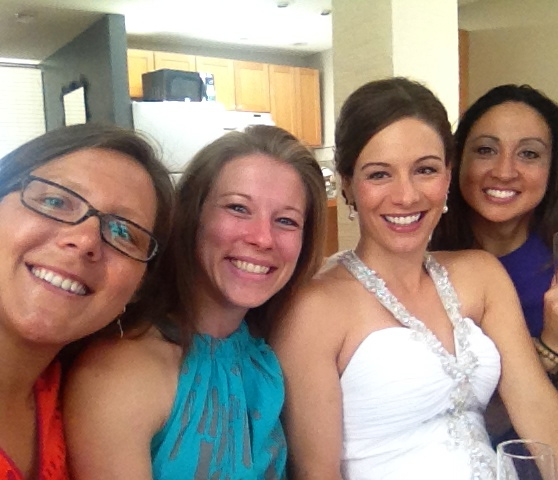 Sarah's Wedding Day