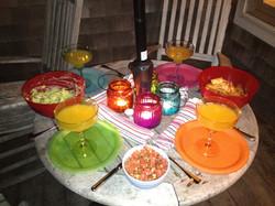 Mexican Night in Newport, RI