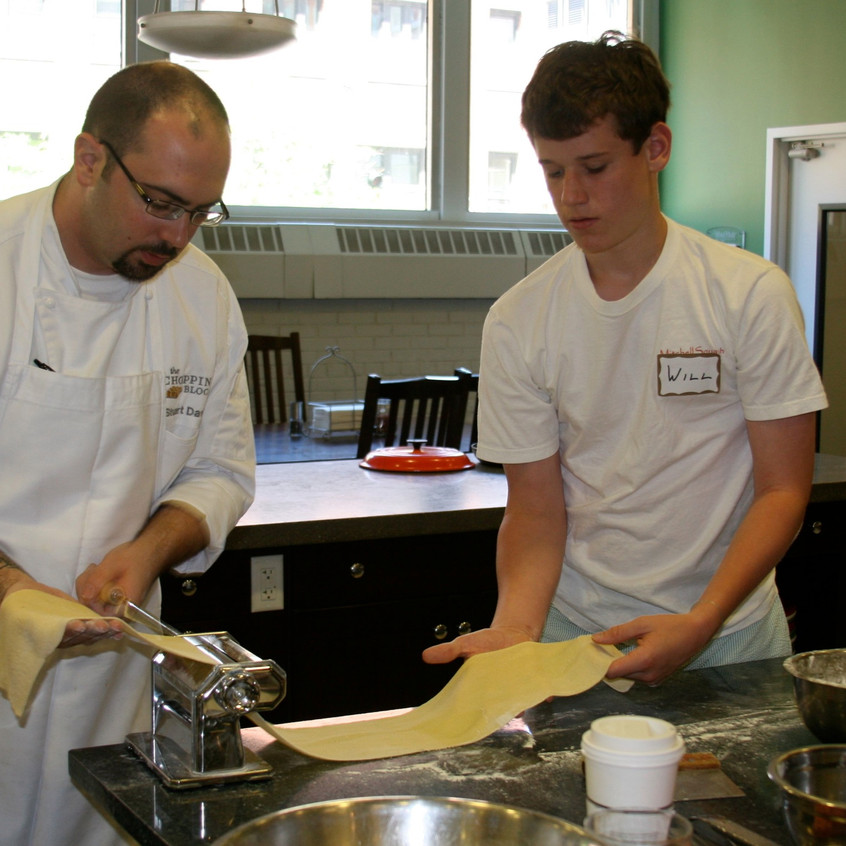 Will at the Chopping Block Chicago