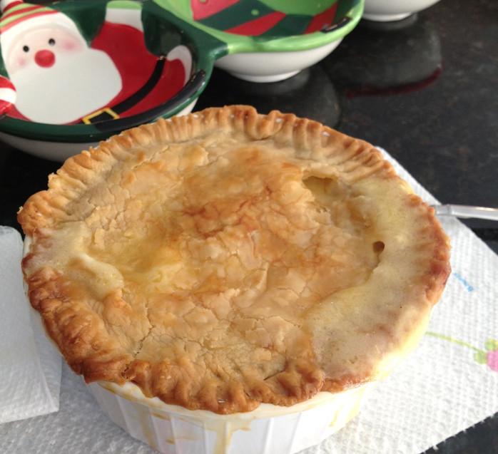 Cherokee Road Chicken Pot Pie