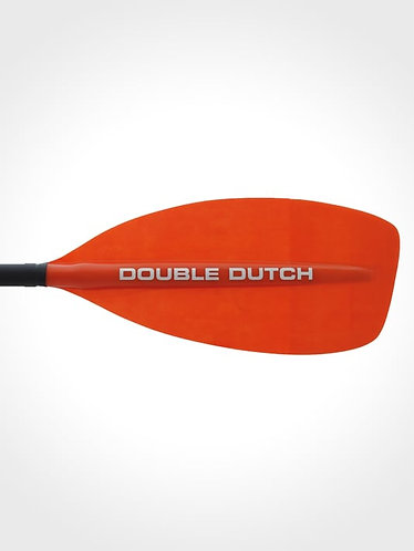 Double Dutch Tyfoon Glass Paddle