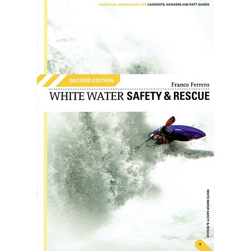 Whitewater Safety and Rescue Book